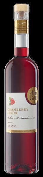 Cranberrylikör 0,5l
