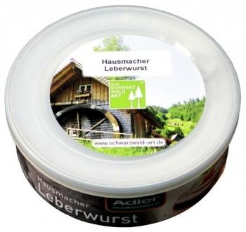 Hausmacher Leberwurst, Dose, 200 g