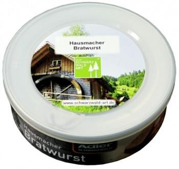 Hausmacher Bratwurst, Dose, 200g