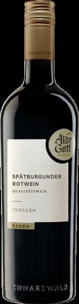 Spätburgunder Rotwein, trocken 0,7l