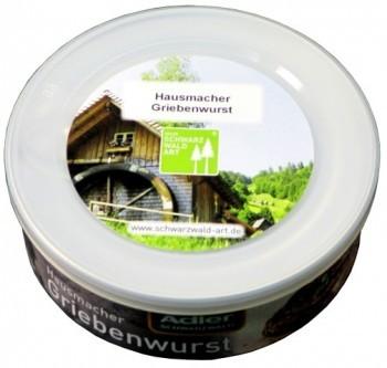 Hausmacher Griebenwurst, Dose, 200g